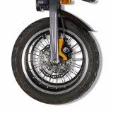 2017電気バイクを折る新しいデザインSamsungのリチウム48V 250W