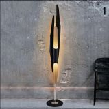 경이로운 디자인 장식적인 현대 서 있는 전기 스탠드 점화