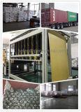La piscina o estanque Snti Corosion Membrana impermeable de PVC