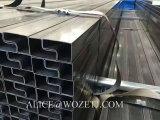 """ASTM A53 BS1387 1/2 """" - 10 """" caldi tuffati galvanizzato intorno al tubo d'acciaio"""