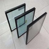 15mm 6-21um tamanho personalizado Limpar vidro temperado com isolamento
