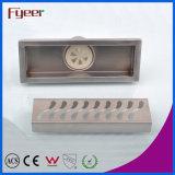 Banho de aço inoxidável Fyeer longos de drenagem no piso Linear (FD15020)
