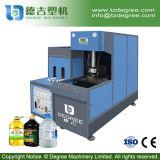 5L Полуавтоматическая растительного масла пластиковые бутылки бумагоделательной машины в Китае