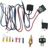 Jogos do termostato do relé do fio para o ventilador de refrigeração do radiador do carro