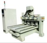 1200mm*1200mm de tamaño de trabajo Publicidad Router CNC 1212 con Rotary