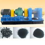 Neumático de la trituradora / máquina de reciclaje de neumáticos usados / neumático de caucho Maquinaria de trituración