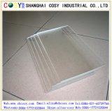 Feuille acrylique première neuve de la matière 5mm de 100% profondément