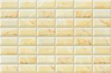 Neue Muster-Küche glasig-glänzende keramische Wand-Fliese (1P59601A/1P59601B)