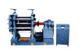 Produtos têxteis usados Calandra Borracha Máquina com certificação CE