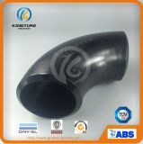 ASME B16.9 이음새가 없는 탄소 강관 이음쇠 90 도 팔꿈치 (KT0206)