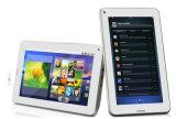 7 polegadas Android Quad Core GSM Smart 2g Calling Tablet com 8 GB de armazenamento e câmeras duplas