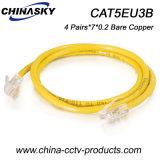 3 van UTP van de Naakte van het Koper Cat5e meters Kabel van Ethernet (CAT5EU3B)