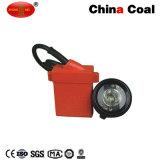 Lampada del minatore capa della batteria LED