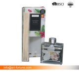 Óleo de aroma Difusor Reed na caixa de oferta para a festa de Natal