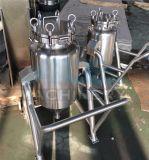 移動可能な化学圧力発酵槽の記憶のステンレス鋼水容器の価格