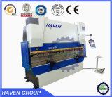 Máquina dobradeira hidráulica e a chapa de aço máquina de dobragem
