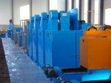 Máquina de bobinado de filamento de plástico reforzado con fibra de resina epoxi de alta presión tubos