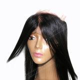 미얀마 머리 연장 7A 브라질 사람의 모발