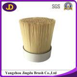 Alto tomar el filamento hueco natural para el cepillo de pintura
