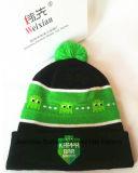 Beanie certifié de chapeau de Knit d'usine