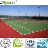 De AcrylBevloering van het Certificaat van Itf voor Tennisbaan