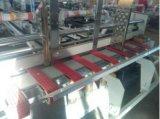 Caron 자동적인 물결 모양 폴더 Gluer 및 포장기