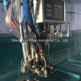カラータンクが付いている多重カラーコンベヤーのタイプPUの注ぐ機械