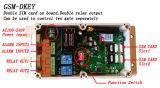 Controlador remoto GSM para Porta / Portão Automático