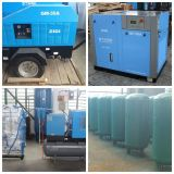 1000L Stainless Steel Compressed Tank