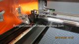 De houten Marmeren Laser die van het Glas Scherpe Machine graveren