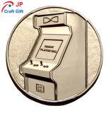 カスタマイズされた高品質娯楽機械パターン円形のプルーフコイン