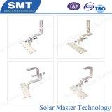 Soporte de abrazadera de estampación metálica soporte de montaje del panel solar Solar/estantería/Estructura Solar