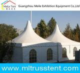 tent van de Pagode van de Catering van 8X8m de Openlucht, de Grote Tent van de Pagode van het Huwelijk (ML021)