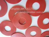 EPDM plana redonda Viton FKM arandela de caucho de silicona/junta de goma