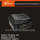 Máquina móvel da impressora do serviço de impressão do vácuo do Sublimation da caixa 3D do telefone de pilha do silicone