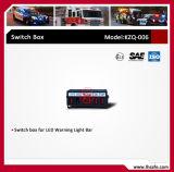 경고등 바 (KZQ-008)를 위한 스위치 박스