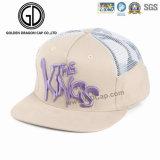 Изготовленный на заказ регулируемая бейсбольная кепка спортов Snapback крюка 2016 & шлема способа сетки петли с вышивкой