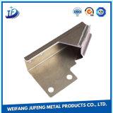 Metal preciso feito sob encomenda da fabricação de metal da folha que carimba a parte