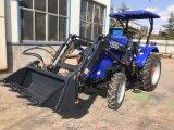 entraîneur agricole de roue de 55HP 4WD