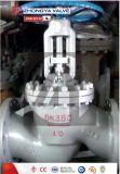 Valvola di globo industriale di Wcb Pn40 di BACCANO dell'OEM