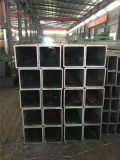 Tubo de la casilla negra con alta calidad
