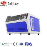 고무 도장을%s 탁상용 소형 이산화탄소 Laser 조각 그리고 절단기 Laser 조판공