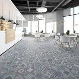 Het grijze Cement kijkt Verglaasde Rustieke Ceramiektegel