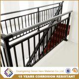 Inferriata di alluminio montata facile per il balcone/villa /Stair