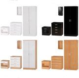 Weißer Garderoben-Wandschrank für Verkauf