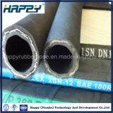 Flexibler Gummischlauch des Hochdruck-R1/Öl-Schlauch/hydraulischer Schlauch