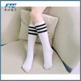 Hot Sale Campus coton personnalisés Kness Sock