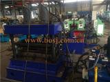 Rolo Light-Duty da cremalheira do metal do armazém que dá forma à máquina Irã da produção