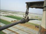 Jogos pequenos da suspensão para os encaixes do cabo da extensão do cabo 200m de ADSS/ADSS