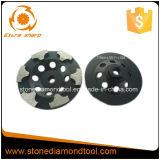 115mm T el segmento de molienda de cemento de la rueda de la Copa Diamante
